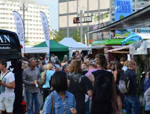 Summer in the City am Breitscheidplatz und Veganes Sommerfest am Alex