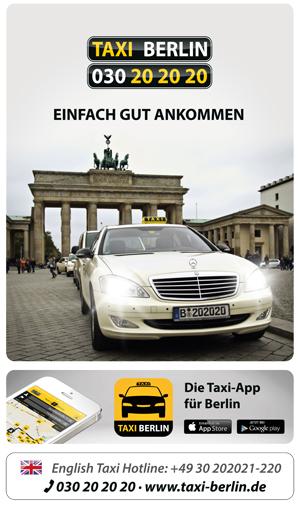 Taxi Berlin 20 20 20