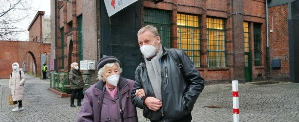 Heute 06.04.: Stornierung aller Termine für Impfzentrum Arena und Messe