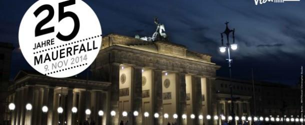 Mauerfall-Jubiläum beschert dem Berlin-Tourismus den stärksten November aller Zeiten