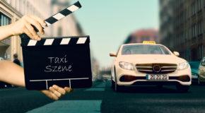 Taxi für Filmdreh gesucht