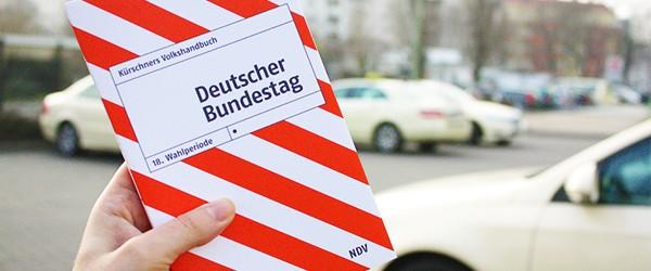 Neue Kürschner-Ausgabe für Bundestagsfahrzeuge jetzt bei Taxi Berlin erhältlich