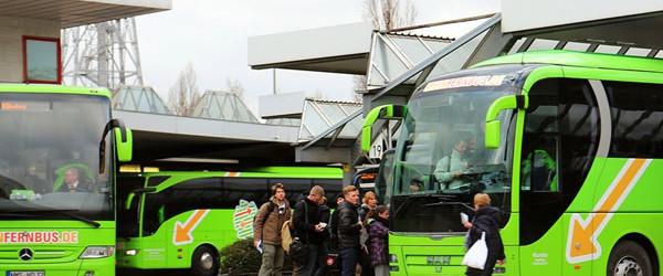 Fernbus-Marktführer schliessen sich zusammen