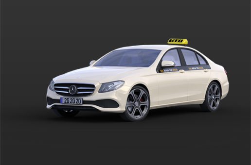 Dienstag ist Mercedes-Tag