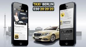 """Taxi Berlin belegt 4. Platz beim DEUTSCHLAND TEST """"Taxi-Rufzentralen"""""""