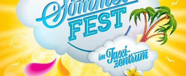 Taxi Berlin lädt ein zum diesjährigen Sommerfest