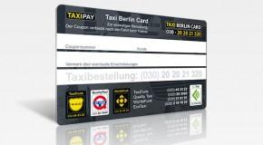Taxi Berlin Card