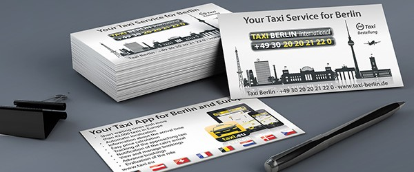 TAXI BERLIN INTERNATIONAL