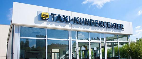 Taxi-Kundencenter