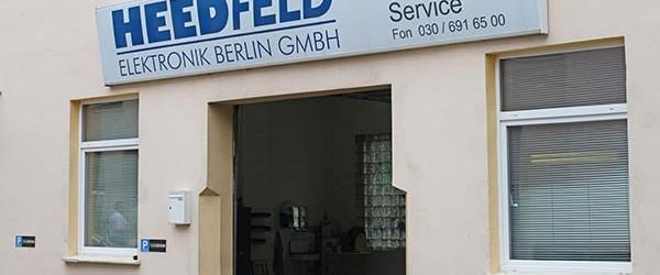 Heedfeld Elektronik Berlin