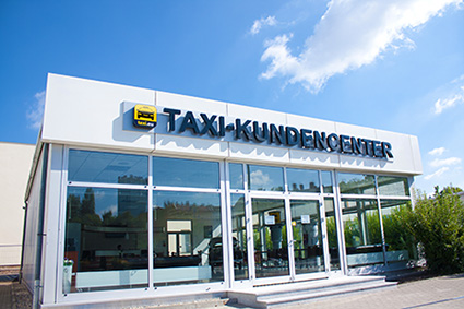 Taxizentrum