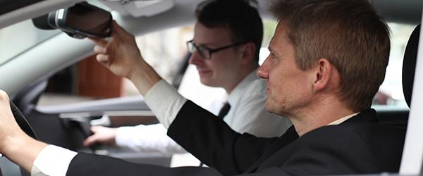 Wie wird man Taxifahrer?