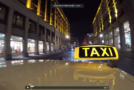 City Lights: Taxifahrer in Berlin