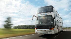 Fernbus-Angebot der Bahn wird in Berlin ausgebaut
