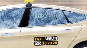 Berlin bei 40°: Taxikunden lieben Klimaanlagen