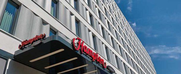 Das Hampton by Hilton Berlin City Centre Alexanderplatz lädt zum Taxitag ein