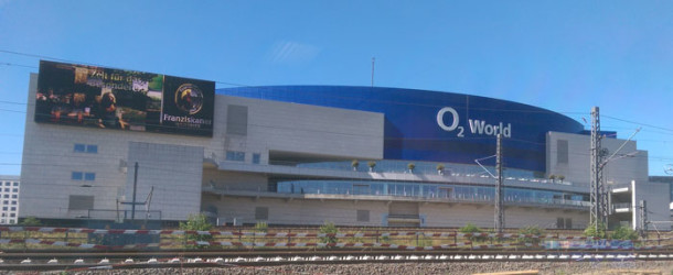 o2 World heißt jetzt Mercedes-Benz Arena
