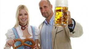 Berlins größtes Oktoberfest am Kurt-Schumacher-Damm