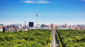 Berlin ist die 'most fun' city