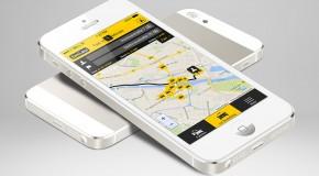 taxi.eu – Die Taxi-App für Europa