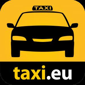 taxi.eu App-Logo flat-Design