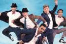 """Tipi am Kanzleramt lädt zur neuen Show """"The Tap Pack – Der Step-Tanz-Sturm aus Down Under"""" ein"""