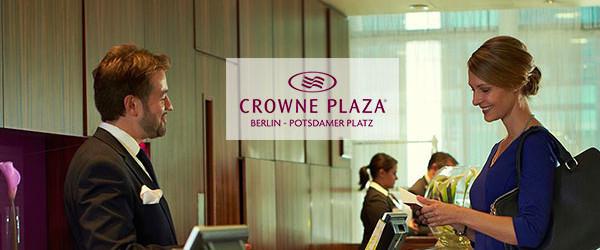 Taxitag am 28.4.2015 im Hotel Crowne Plaza Berlin Potsdamer Platz