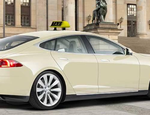 Taxis wollen mit Strom fahren