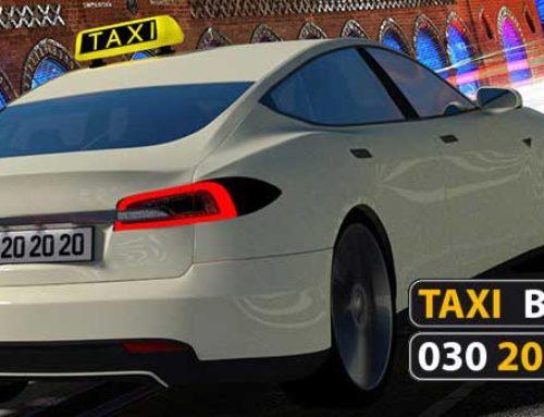 Was kostet eine Taxifahrt in Berlin? Infos zum Taxitarif