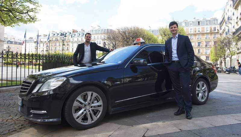 Taxibündnis Berlin Paris