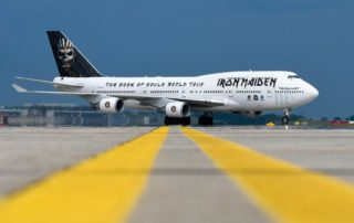 ILA 2016 mit Iron Maidens Ed Force One