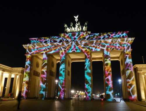 BERLIN leuchtet® – Lichtfestival startet am 30. September
