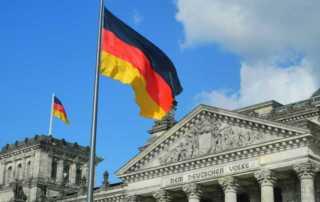 Bundesversammlung Reichstag Berlin