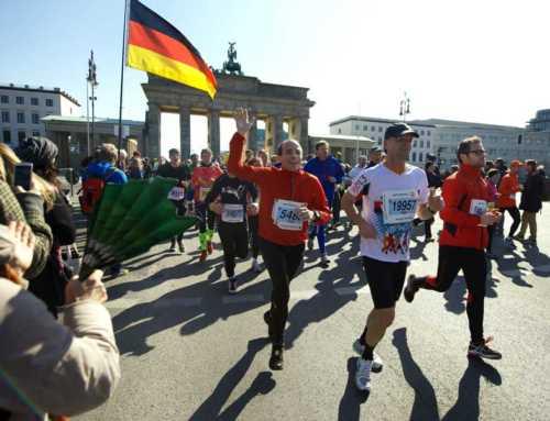 Berliner Halbmarathon und Messe BERLIN VITAL am Wochenende