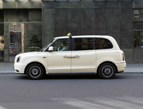Das London-Taxi erobert Berlin